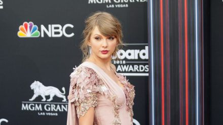 Taylor Swift bei den Billboard Music Awards 2018. (ncz/spot)