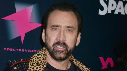 "Nicolas Cage bei der Premiere von ""Color Out Of Space"" in Los Angeles. (elm/spot)"
