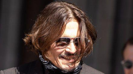 Johnny Depp geht in Berufung. (cos/spot)