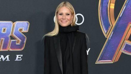 """Gwyneth Paltrow 2019 auf der Premiere von """"Avengers: Endgame"""" (mia/spot)"""