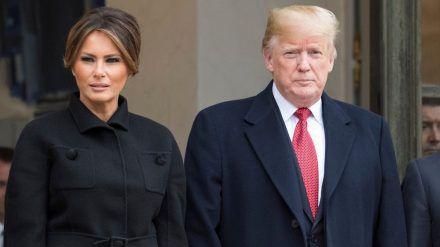 Melania Trump hat im Gegensatz zu Ehemann Donald Trump dessen Wahlniederlage offenbar akzeptiert. (jom/spot)