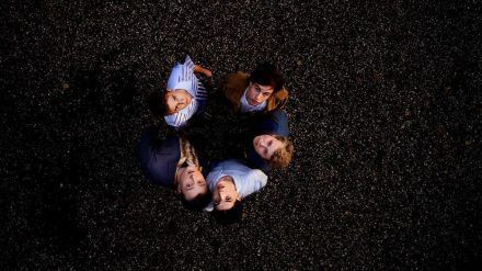 Die Giant Rooks sind der neue Stern am Indie-Pop-Himmel. (tae/spot)