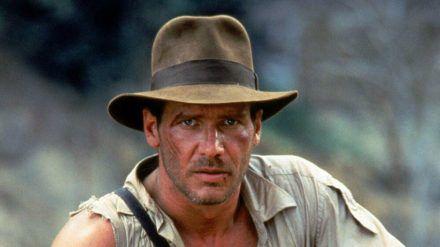 "Harrison Ford als Kult-Abenteuer Indiana ""Indy"" Jones. (wue/spot)"