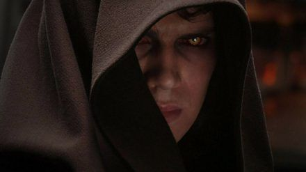 """Hayden Christensen in """"Die Rache der Sith"""". (wue/spot)"""