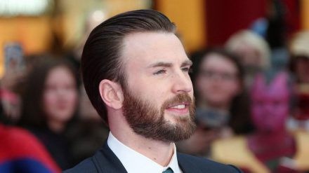 "Chris Evans während der Europapremiere von ""The First Avenger: Civil War"". (wue/spot)"