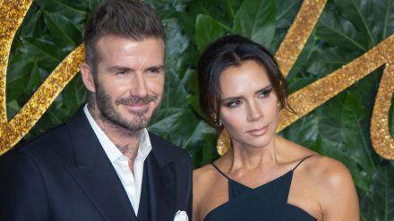 Victoria Beckham und Ehemann David haben eine gemeinsame Date-Nacht verbracht. (jom/spot)
