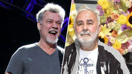Eddie Van Halen (l.) und Udo Walz sind 2020 verstorben. (amw/spot)