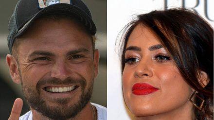 Johannes Haller und Jessica Paszka bestätigten erst im Oktober ihre Beziehung. (dr/spot)