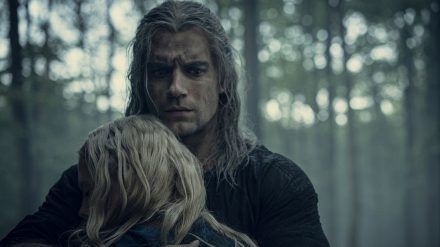 Henry Cavill als Geralt von Riva. (dr/spot)