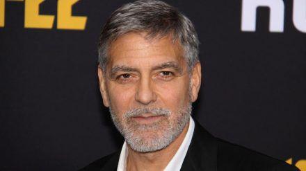George Clooney will die Gesundheit seines Sohnes schützen. (jom/spot)