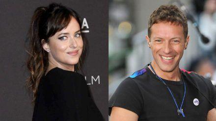 Wollen Dakota Johnson und Chris Martin heiraten? (hub/spot)