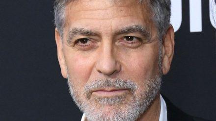 George Clooney wird seine Eltern an Weihnachten nicht sehen. (mia/spot)