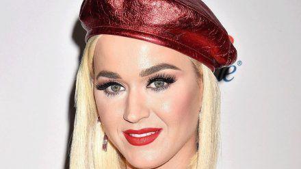 Katy Perry verliert auch in der Krise nicht ihren Mut. (spot)