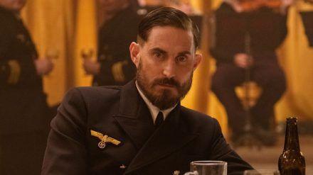 """""""Das Boot II (1)"""": Johannes von Reinhartz (Clemens Schick) wurde für eine geheime Operation ausgewählt. (cg/spot)"""