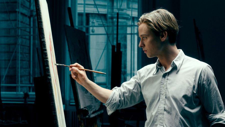 """""""Werk ohne Autor"""": Der junge Maler Kurt Barnert (Tom Schilling) sucht seinen Stil. (cg/spot)"""