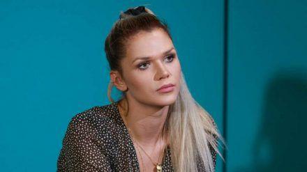 Model Sara Kulka leidet unter Panikattacken. (eee/spot)