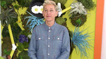 Ellen DeGeneres hat sich zu ihrer Corona-Erkrankung geäußert. (jom/spot)