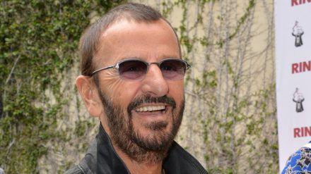Ringo Starr hat viele Stars auf seiner neuen Single versammeln können (mia/spot)