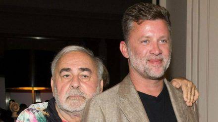 Der inzwischen verstorbene Star-Friseur Udo Walz und sein Ehemann Carsten Thamm-Walz bei einer Veranstaltung 2018 in Berlin. (ili/spot)