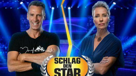 """Frau gegen Mann: Jürgen Milski und Sonja Zietlow treten bei """"Schlag den Star"""" gegeneinander an. (ncz/spot)"""