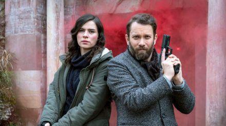 """""""Tatort: Der feine Geist"""": Ermitteln Kira Dorn (Nora Tschirner) und Lessing (Christian Ulmen) in ihrem letzten Fall? (ili/spot)"""