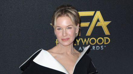 Renée Zellweger gibt Gemeinsamkeiten mit Bridget Jones zu. (ili/spot)
