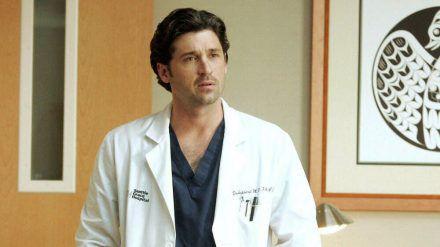 """Patrick Dempsey als Dr. Derek Shepherd in """"Grey's Anatomy"""". (cos/spot)"""