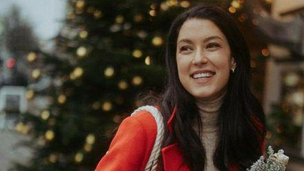Die schwangere Rebecca Mir freut sich auf ihr erstes Kind. (spot)