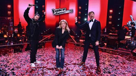 "Paula Dalla Corte ist ""The Voice of Germany"" 2020 (hub/spot)"
