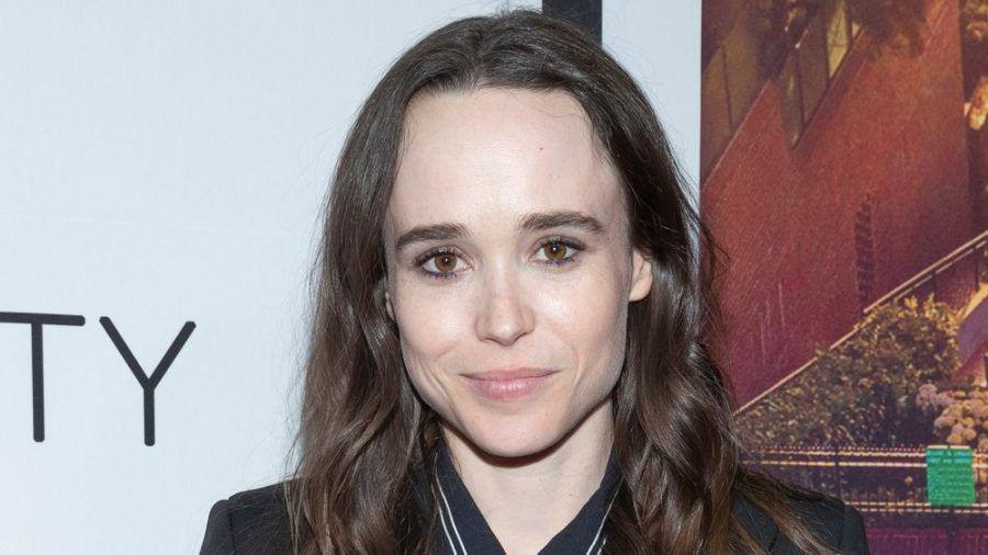 Im Juni 2019: Elliot Page, damals noch Ellen Page, bei einem Auftritt in New York. (hub/spot)