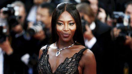 Naomi Campbell ist in Spendenlaune. (eee/spot)