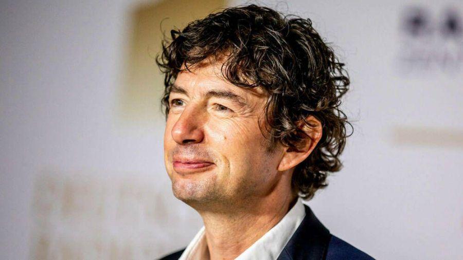 Christian Drosten während des Deutschen Radiopreises 2020 (mia/spot)