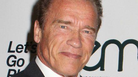 Arnold Schwarzenegger hat seine ehemaligen Co-Stars überrascht. (mia/spot)