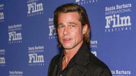 Brad Pitt bei einem Auftritt im Januar 2020 (hub/spot)