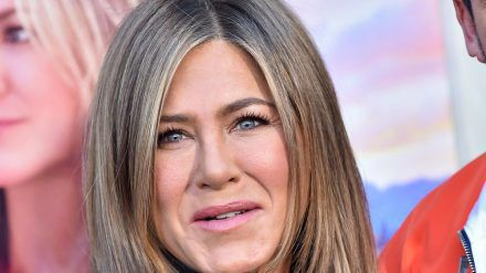 Jennifer Aniston bei einem Auftritt in Los Angeles. (hub/spot)
