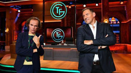 """Täglich frisch geröstet"": Olaf Schubert (l.) und Ralf Möller machten im November 2020 den Auftakt. (cos/spot)"
