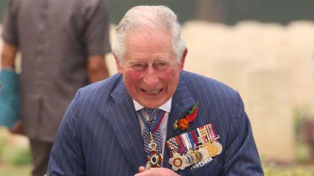 Prinz Charles ist ein Umweltschützer. (cos/spot)