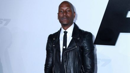 Tyrese Gibson bei einem Auftritt in Los Angeles (hub/spot)