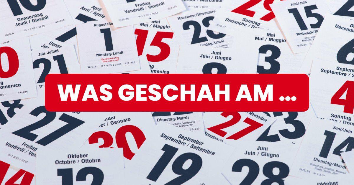 Kalenderblatt 2020: 3. Dezember