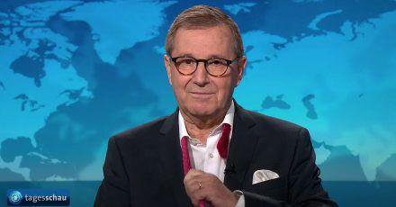 """Jan Hofer: Zum """"Tagesschau""""-Abschied legt er seine Krawatte ab"""