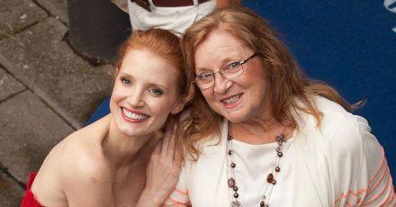 Jessica Chastain will ihre Oma Marilyn verkuppeln