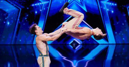 Supertalente Jim und John Förster: Akrobatik mal ganz anders