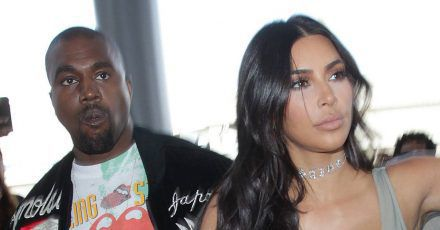 Wohnt Kim Kardashian überhaupt noch Kanye West zusammen?