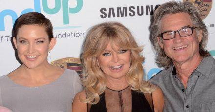 Goldie Hawn träumt von Film mit ihrer berühmten Familie