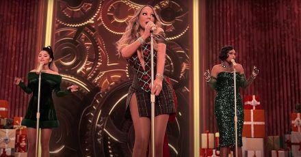 """Mariah Careys """"Oh Santa"""": und diese Stars hat sie dabei"""
