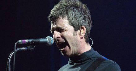 Noel Gallagher hat 'ne Tarantel in den Müll geworfen