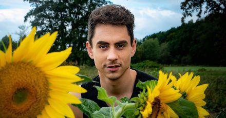 Big-Brother-Star Pat Müller mit seinem ersten Buch