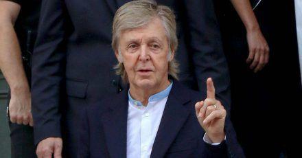 Paul McCartney ist absoluter Masken-Fan
