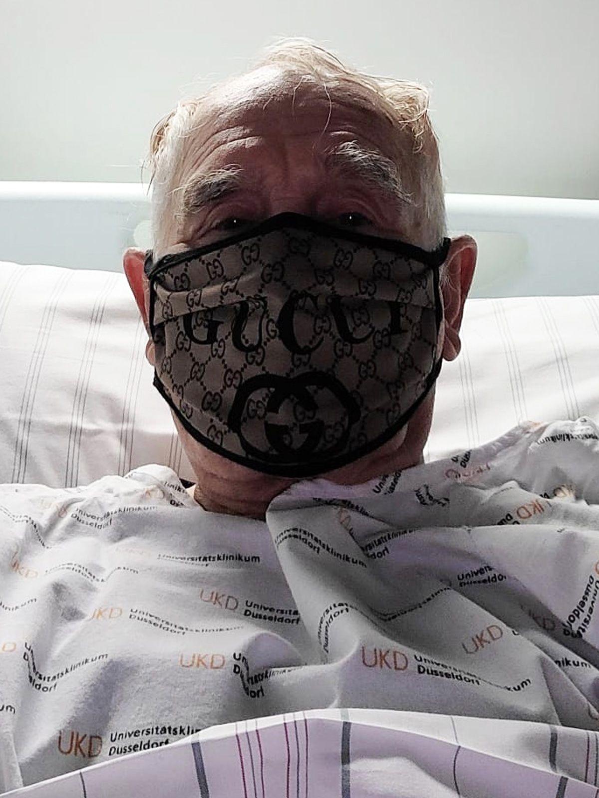 Prinz Frederic von Anhalt mit schwerer Kopfverletzung im Krankenhaus