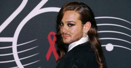 Schwulenhass: Riccardo Simonetti teilt schockierenden Post